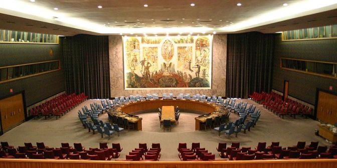 Reglamento adaptado del Consejo de Seguridad