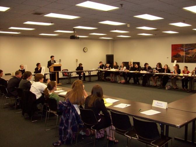 Apertura de la sesión y debate