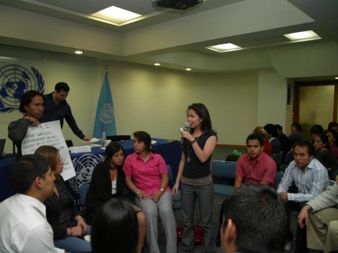 Investigación de las delegaciones