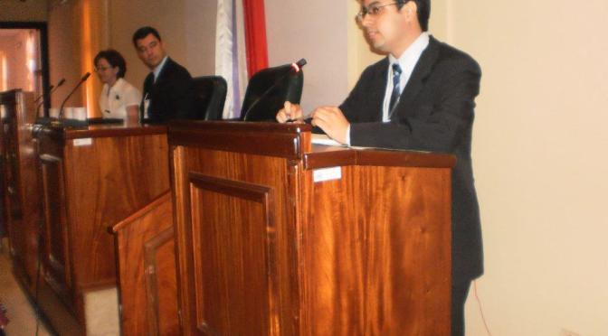 Discurso de bienvenida del Secretario General del Modelo