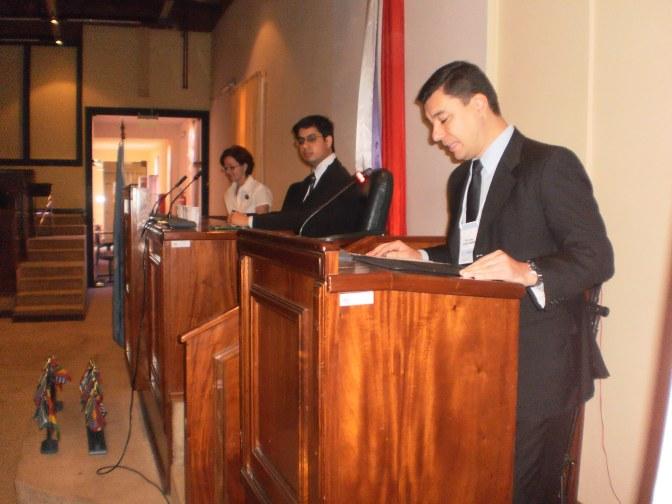 Discurso de bienvenida de la Dirección Académica de la Facultad