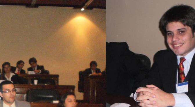 Comentario de René Figueredo, delegado de la Federación Rusa