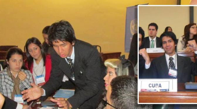 Comentario de Mario Urbieta, Embajador de Cuba