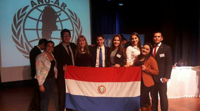 Mejor Delegación en Modelo ONU en Argentina