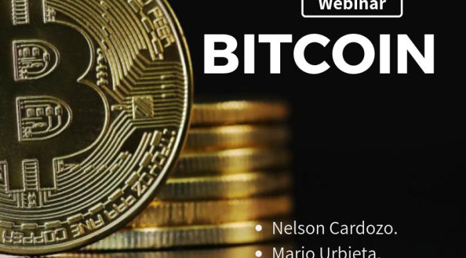 Debatirán en vivo sobre bitcoins