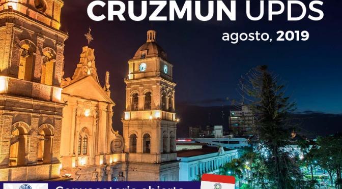 MUNDER ENVIARÁ DELEGACIÓN PARAGUAYA A MUN EN BOLIVIA